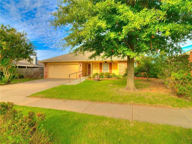 1305 Washington Circle, Moore, OK 73160 (MLS #887023) :: KING Real Estate Group