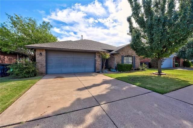 16408 Osceola Trail, Edmond, OK 73013 (MLS #887044) :: KING Real Estate Group