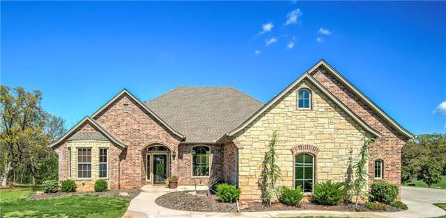 9492 Bergamo Boulevard, Edmond, OK 73034 (MLS #887052) :: Homestead & Co