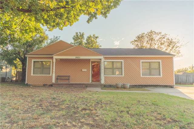 2601 Mickey Road, Del City, OK 73115 (MLS #887054) :: Homestead & Co