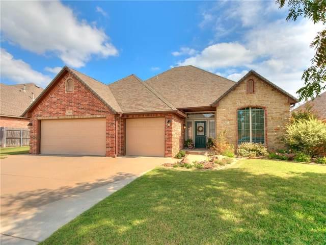3816 Lockhart Drive, Edmond, OK 73013 (MLS #887066) :: Homestead & Co