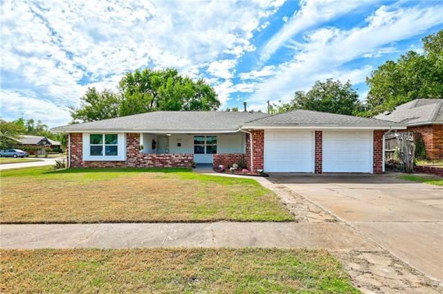 3045 Kelsey Avenue, Edmond, OK 73013 (MLS #887076) :: KING Real Estate Group