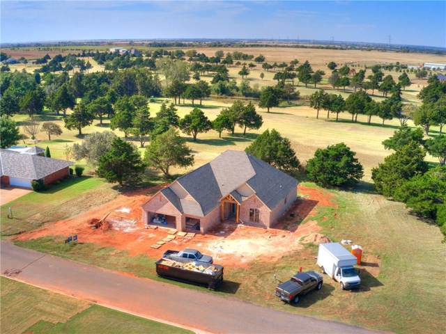 1715 Cedar Valley Manor, Guthrie, OK 73044 (MLS #887083) :: Homestead & Co