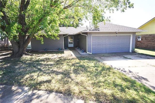 1928 Shelby Court, Norman, OK 73071 (MLS #887084) :: Erhardt Group at Keller Williams Mulinix OKC