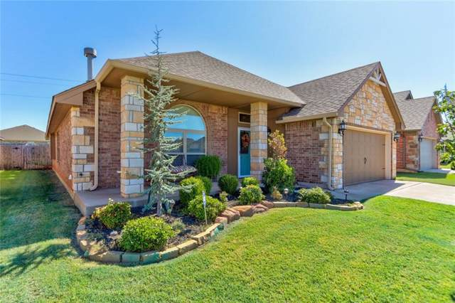 19412 Taggert Drive, Edmond, OK 73012 (MLS #887090) :: Homestead & Co