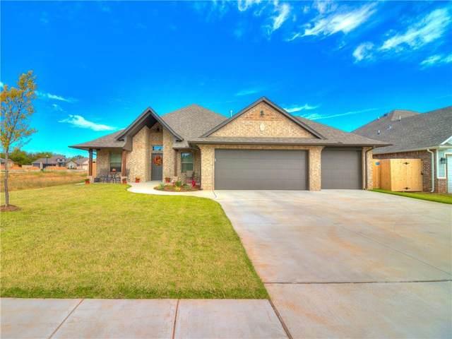 1813 W Zachary Way, Mustang, OK 73064 (MLS #887098) :: Homestead & Co