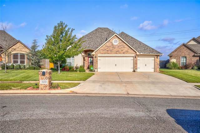 3233 NW 192nd Terrace, Edmond, OK 73012 (MLS #887128) :: Homestead & Co