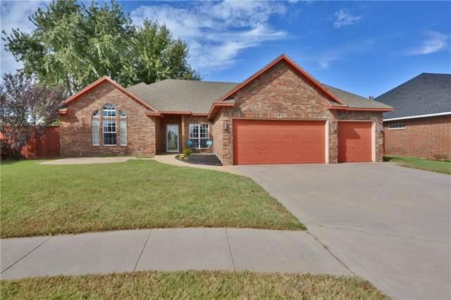 305 Sam Houston Way, Mustang, OK 73064 (MLS #887165) :: Homestead & Co