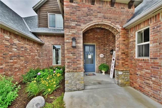 5401 Gateway Bridge Court, Edmond, OK 73034 (MLS #887173) :: KING Real Estate Group