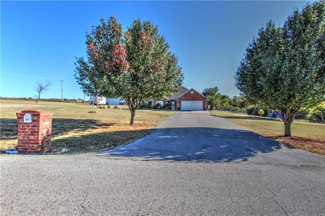1140 County Street 2950 Street, Tuttle, OK 73089 (MLS #887178) :: Homestead & Co