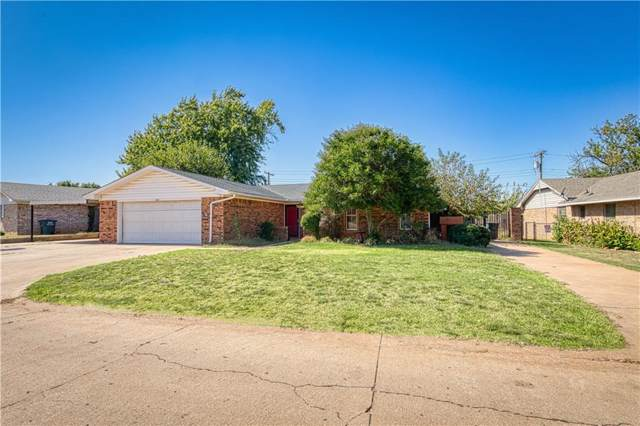316 S 25th Street, Clinton, OK 73601 (MLS #887189) :: Homestead & Co