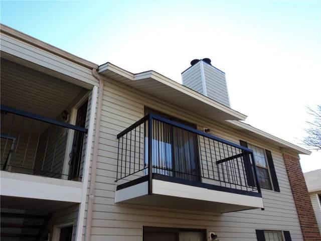 3000 Chautauqua Avenue #211, Norman, OK 73072 (MLS #887193) :: Erhardt Group at Keller Williams Mulinix OKC