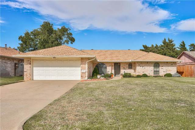 5409 NW 108th Terrace, Oklahoma City, OK 73162 (MLS #887195) :: KING Real Estate Group