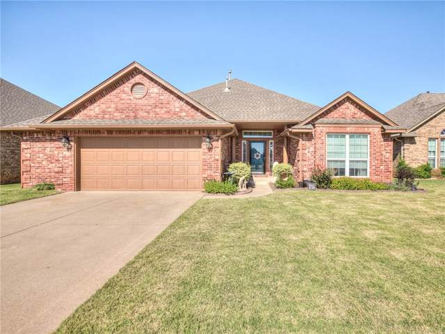 7417 NW 135th Street, Oklahoma City, OK 73142 (MLS #887200) :: Homestead & Co