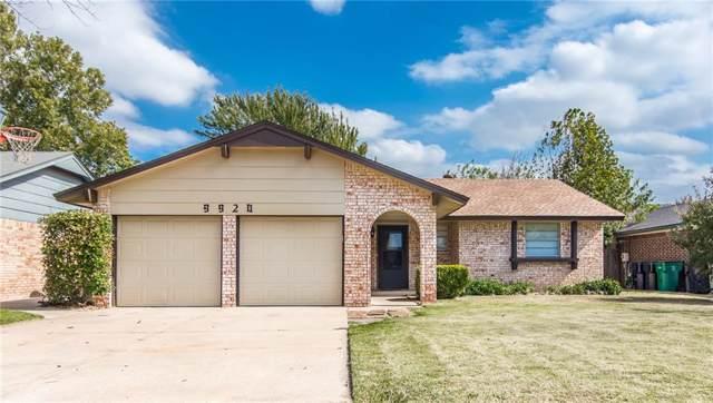 9920 S Garrett Avenue, Oklahoma City, OK 73139 (MLS #887202) :: KING Real Estate Group