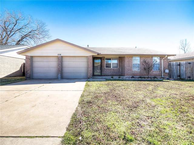 2116 Kings Road, Moore, OK 73160 (MLS #887203) :: KING Real Estate Group