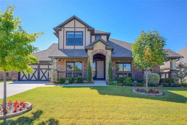 4224 Lorings Circle, Norman, OK 73072 (MLS #887206) :: KING Real Estate Group