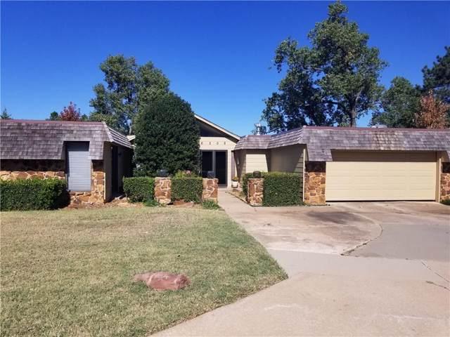 6205 Commodore Lane, Oklahoma City, OK 73162 (MLS #887222) :: Homestead & Co