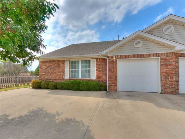2030 SE 24th Avenue, Norman, OK 73071 (MLS #887224) :: Homestead & Co