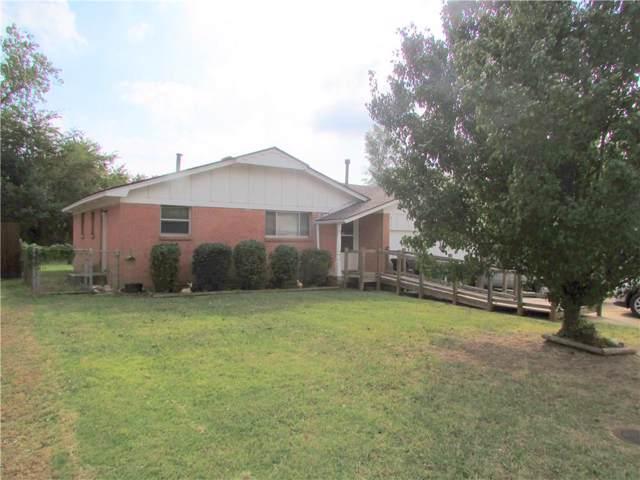 804 SE 69th Street, Oklahoma City, OK 73149 (MLS #887225) :: KING Real Estate Group