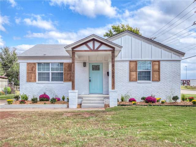 5100 N Hudson Avenue, Oklahoma City, OK 73118 (MLS #887228) :: KING Real Estate Group