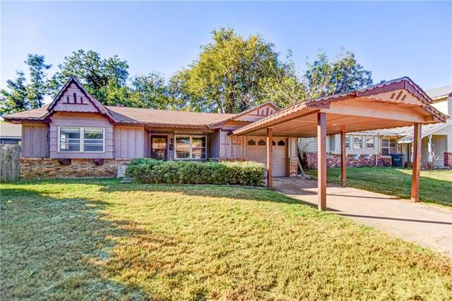 3136 Beechwood Drive, Del City, OK 73115 (MLS #887229) :: KING Real Estate Group