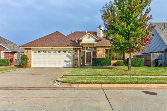 1004 N Avery Drive, Moore, OK 73160 (MLS #887231) :: KING Real Estate Group
