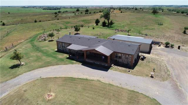 10539 N 2000 Road, Elk City, OK 73644 (MLS #887238) :: Homestead & Co