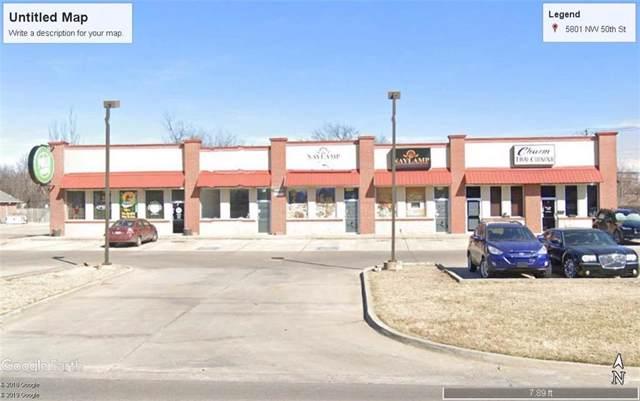 5805 NW 50th Street C, Oklahoma City, OK 73122 (MLS #887260) :: Homestead & Co