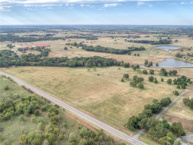 Hwy 39 Highway, Purcell, OK 73080 (MLS #887297) :: Erhardt Group at Keller Williams Mulinix OKC