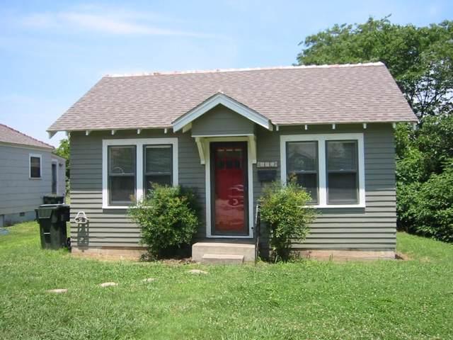 203 Ferrill Street, Norman, OK 73069 (MLS #887357) :: Homestead & Co