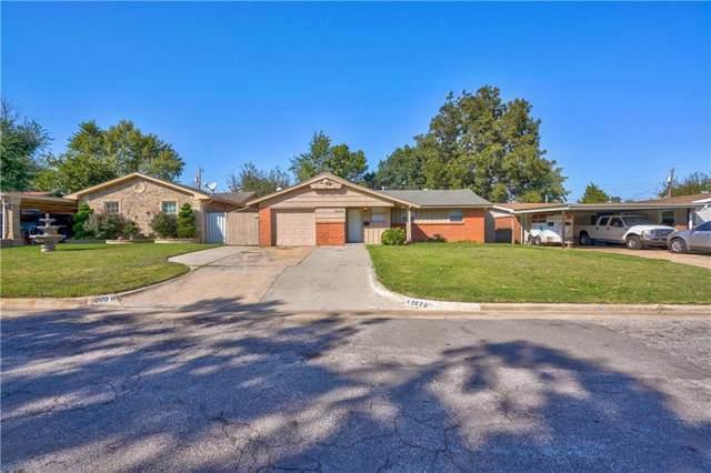 2629 SW 57th Street, Oklahoma City, OK 73119 (MLS #887384) :: Homestead & Co
