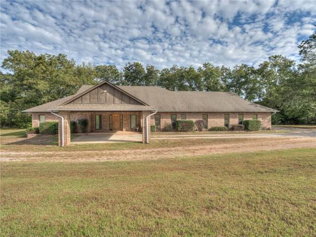 99999 W Hwy 39, Purcell, OK 73080 (MLS #887407) :: Erhardt Group at Keller Williams Mulinix OKC