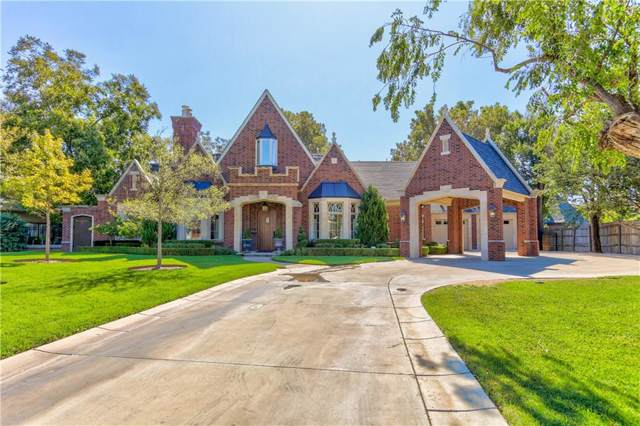 2628 Dorchester Drive, Oklahoma City, OK 73120 (MLS #887408) :: Homestead & Co