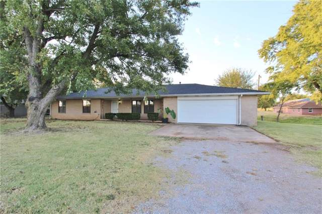1140 E Sw 59th Street, Mustang, OK 73064 (MLS #887421) :: Homestead & Co