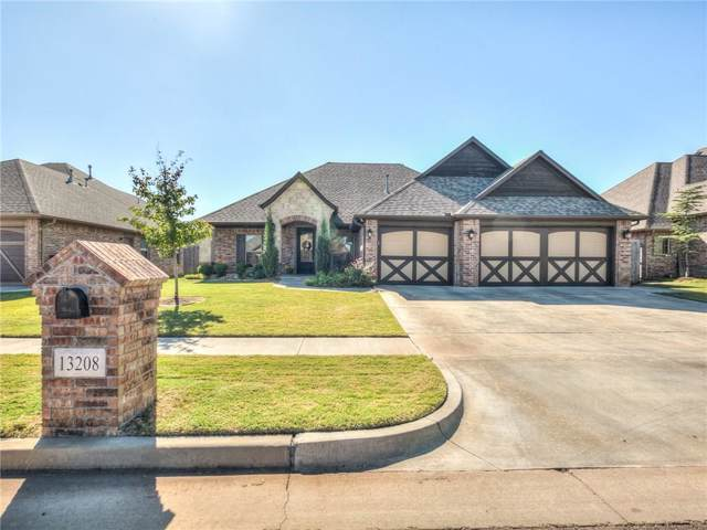 13208 NW 2nd Street, Yukon, OK 73099 (MLS #887439) :: Homestead & Co