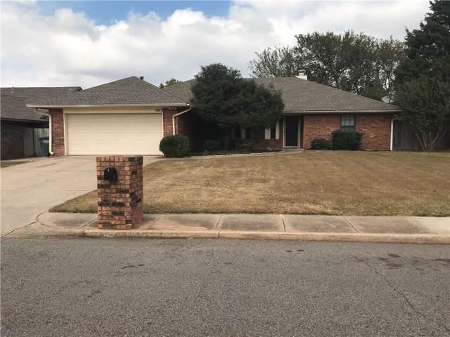 1415 W Aries Road, Edmond, OK 73003 (MLS #887440) :: Keri Gray Homes