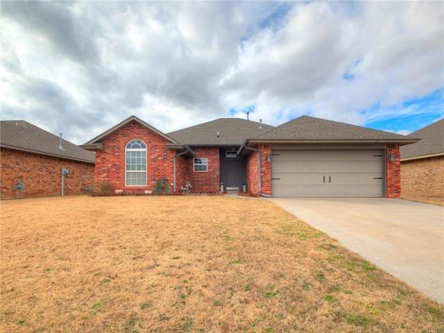 205 N Shannon Way, Mustang, OK 73064 (MLS #887449) :: Homestead & Co