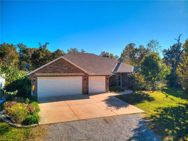 13301 Chuckwagon Road, Luther, OK 73054 (MLS #887499) :: Homestead & Co