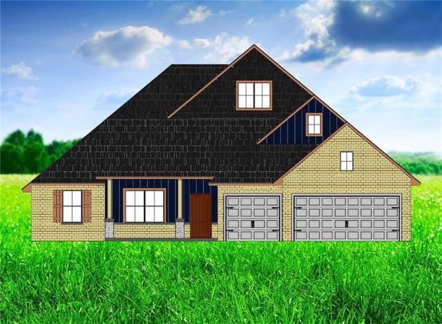 2314 NW Sycamore Avenue, Piedmont, OK 73078 (MLS #887501) :: Homestead & Co