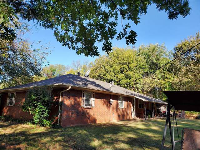 17326 Us 77 Highway, Wayne, OK 73095 (MLS #887533) :: Erhardt Group at Keller Williams Mulinix OKC