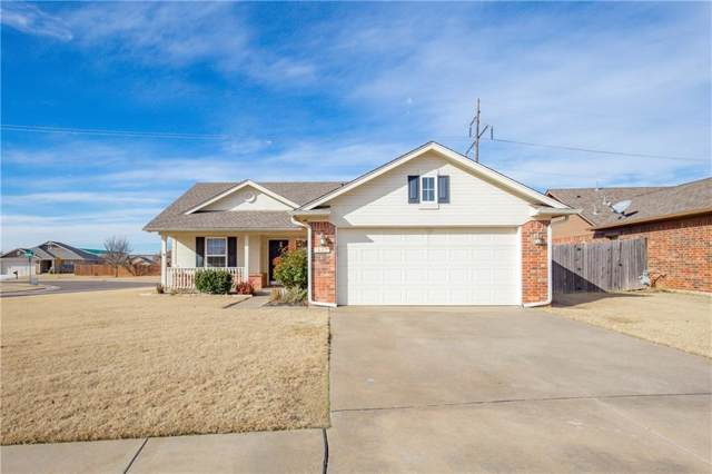 837 Tufts Lane, Norman, OK 73069 (MLS #887551) :: Homestead & Co