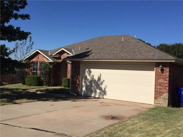 2801 Devonshire Drive, Norman, OK 73071 (MLS #887564) :: Homestead & Co