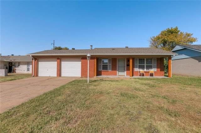1217 NW 107 Street, Oklahoma City, OK 73114 (MLS #887565) :: Homestead & Co