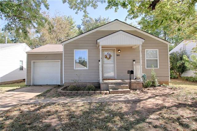 1824 Elm Drive, Del City, OK 73115 (MLS #887572) :: Homestead & Co