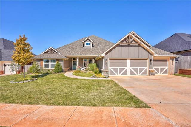 3401 NW 189th Terrace, Edmond, OK 73012 (MLS #887580) :: Homestead & Co
