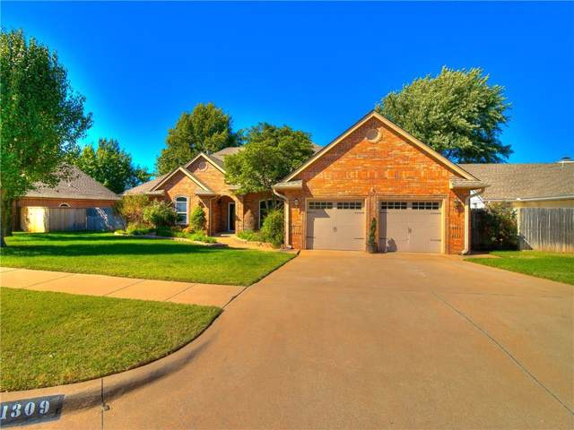 1309 Olde North Place, Edmond, OK 73034 (MLS #887592) :: Homestead & Co