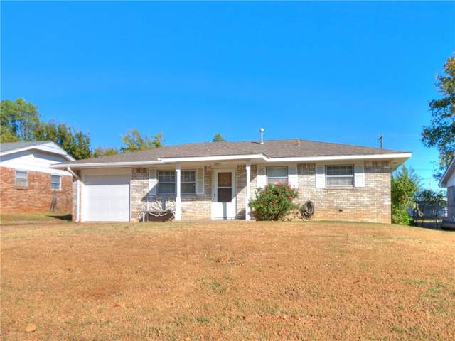 2105 N Mckinley Avenue, Shawnee, OK 74804 (MLS #887593) :: Homestead & Co