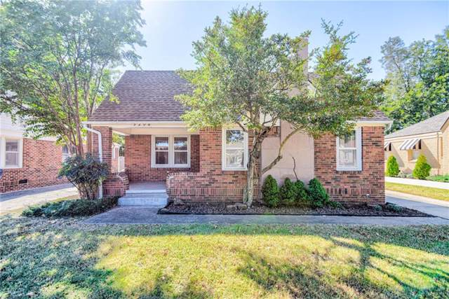 3208 NW 22nd Street, Oklahoma City, OK 73106 (MLS #887596) :: Homestead & Co