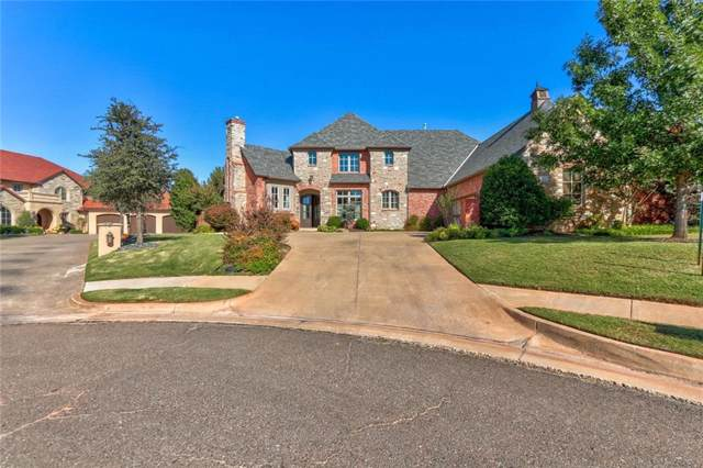 17208 Whimbrel Lane, Edmond, OK 73012 (MLS #887598) :: Homestead & Co